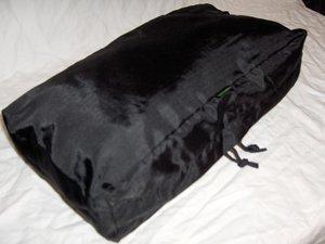 Sidoficka för att göra en ryggsäck större   8 liter