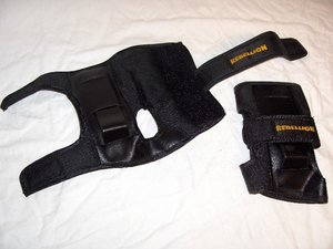 Handledsskydd