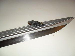Bindning till pjäxor med metallpinne under tån